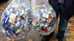 Contrebande de cigarettes