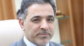 Le ministre irakien de l'Intérieur Mohammed Al-Ghabbane