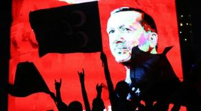 Manif erdogan