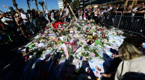 hommage victimes nice