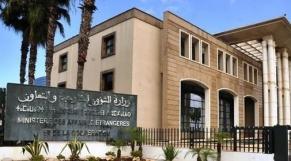ministère des affaires étrangères