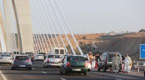 pont à haubans