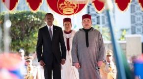 président rwandais Kagamé