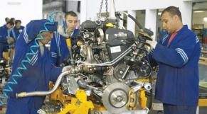 Somaca industrie automobile