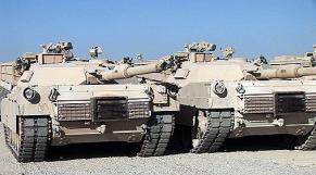 Tanks Abrams