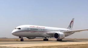 Dreamliner la RAM Avion