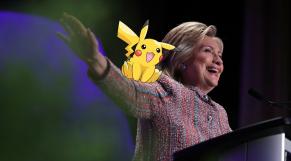 clinton pokemon