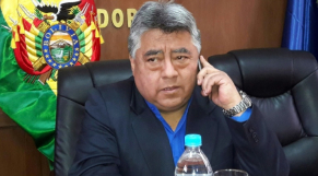 ministre bolivien assassiné