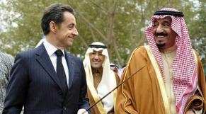 Sarkozy salmane