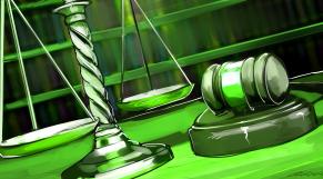 Justice tribunal dessin