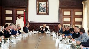Conseil de gouvernement-1er septembre