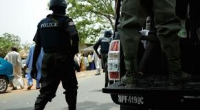 arrestation nigérian