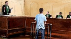 Au banc des accusés-Justice