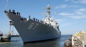 destroyer US