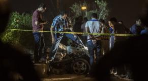 egypte procureur assassiné