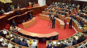 parlement ivoirien