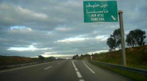 autoroute ain atiq