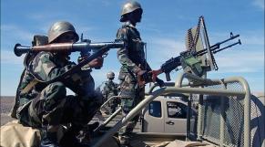 armée mauritanienne