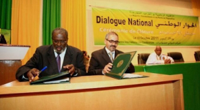dialogue national