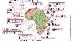 entreprises marocaines en Afrique