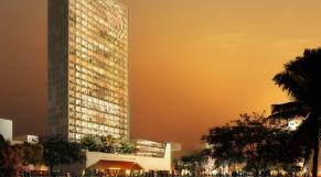 TOUR BCP CAsablanca Finance city