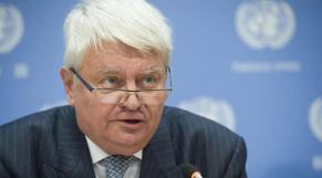 Hervé Ladsus SG adjoint ONU
