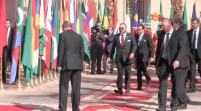 Cover Video -Le360.ma • Sommet Afrique/climat: arrivée  du roi Mohammed VI et des chefs d'Etat africains