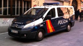 police espagne