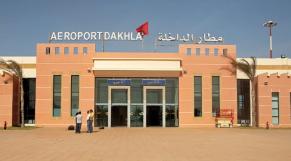 aéroport dakhla