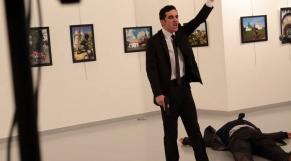 Attentat amb. russe Ankara
