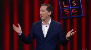 gad elmaleh late show cover