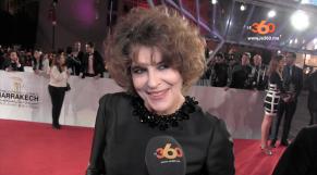 """Cover Vidéo...  Fanny Ardant: """"Le maroc me réserve toujours un accueil chaleureux"""""""