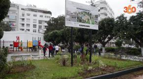cover vidéo :Le360.ma •Casablanca. Le jardin ou la mosquée?