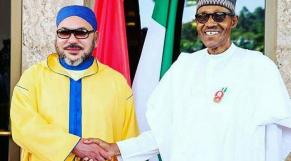 MohammedVI et Buhari