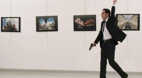 policier Ankara