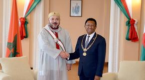 Roi et Madagascar