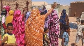 femmes Tindouf