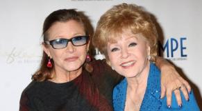 Carrie et sa mère