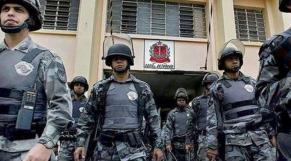 Forces armées Brésil