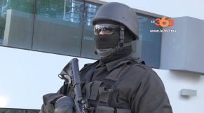 Cover Video -Le360.ma •سلاح خلية الجديدة جاء إلى المغرب عبر الحدود الجزائرية