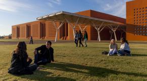 université Mohammed VI Benguerir