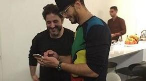 Melhem Zain et Saâd Lamjarred