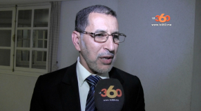 Cover Vidéo...  العثماني يفسر تحفظ حزبه على إنتخاب المالكي