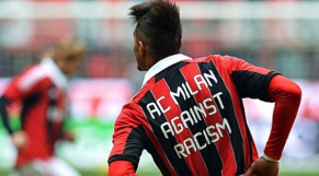 Against racism Boateng