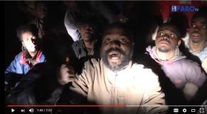 Vidéo. Ceuta: les migrants remercient Mohammed VI et le Maroc dès leur entrée