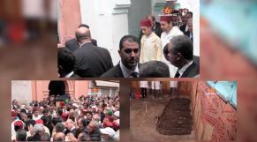 Cover Video -Le360.ma •ولي العهد يترأس مراسيم تشييع جنازة الزعيم الاستقلالي محمد بوستة