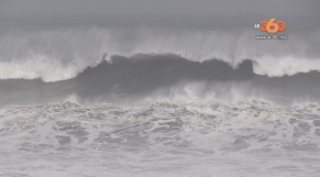 Cover Video -Le360.ma •Casablanca. Le mini-tsunami n'a pas eu lieu!