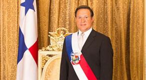 PRÉSIDENT PANAMÉEN
