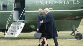 Trump et sa fille