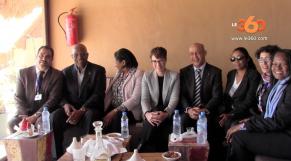 Cover: Sahara marocain: les pays des Caraibes soutienent le Maroc à Dakhla